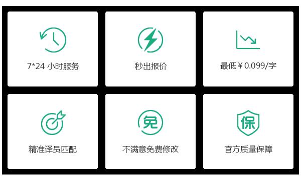 翻译平台的6大优势保障,完美解决您的翻译困扰